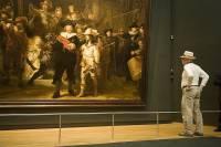 Реставрация «Ночного дозора» Рембрандта будет транслироваться в интернете