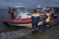 На Байкале нашли лодку рыбаков, пропавших четыре дня назад