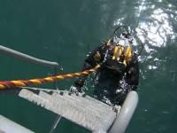 В Азовском море, где разбился Л-39, нашли человеческие останки