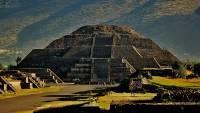 В Мексике обнаружены тайные помещения под древней Пирамидой Луны