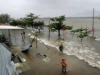 В Японии из-за тайфуна отменены сотни авиарейсов