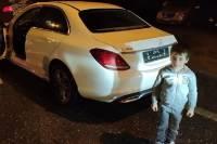 Кадыров подарил новый Mercedes пятилетнему мальчику, который отжался 4 тысячи раз