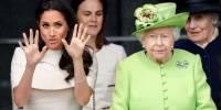 СМИ: Елизавета II опять отчитала Меган Маркл