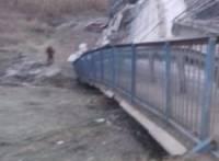 Мост под Воронежем рухнул из-за превышения допустимой нагрузки