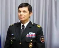В Словении главой Генштаба ВС впервые стала женщина