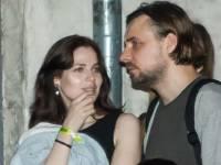 Цыганов пришел на премьеру своего нового фильма со Снигирь