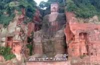 Самая большая в мире статуя Будды начала разрушаться