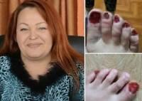 На вырывавшую ногти педикюршу Елену Дзык завели уголовное дело