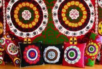 В список наследия ЮНЕСКО включили искусство вышивания чакана в Таджикистане