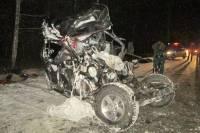 В крупном ДТП на Южном Урале погиб криминальный авторитет и два его сына