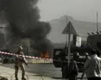 В Афганистане смертник атаковал колонну военных: погибли 4 разведчика