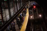 В метро Нью-Йорка за драку задержана 40-летняя россиянка
