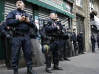 Во Франции в преддверии протестов полиция задержала более 20 манифестантов