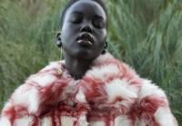 «Моделью года» стала 18-летняя Адут Акеч