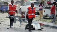 В столице Сомали 13 человек погибли в результате двойного теракта
