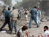 В правительственном квартале Кабула прогремели несколько взрывов: есть жертвы