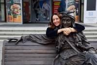 В центре Лондона появилась бронзовая Баба Яга