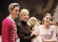 Кейт Бланшетт приехала в Москву, чтобы сводить детей в Большой театр