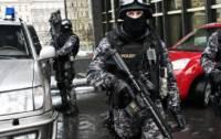 В Чехии полицейские освободили всех заложников, захваченных при ограблении банка