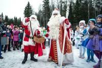 Дед Мороз сожалеет, что в этом году не сможет встретиться с Йоулупукки