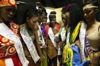 Победительница конкурса «Мисс Африка – 2018» чуть не сгорела во время церемонии награждения