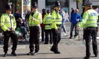 В Лондоне около 40 человек задержаны после обнаружения тяжело раненого мужчины