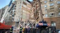 В Магнитогорске под завалами найдены тела еще трех погибших