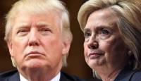 Трамп и чета Клинтонов проигнорировали друг друга на прощании с Бушем-старшим