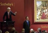 В Лондоне за $12 млн продан набросок Рембрандта с отпечатками пальцев художника