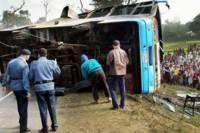 В Боливии крупная дорожная авария унесла жизни 17 человек
