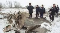 МАК: Ан-148 мог разбиться из-за обледеневших датчиков