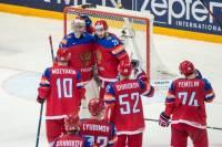 Российские хоккеисты разгромили норвежцев и вышли в полуфинал Олимпиады