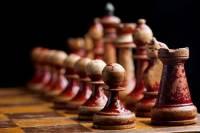 Новгородские археологи нашли шахматные фигуры XIV века