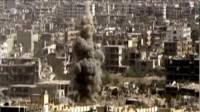 В Дамаске после минометного обстрела повреждено здание торгпредства России