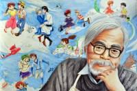 Миядзаки создал первый за последние пять лет мультфильм