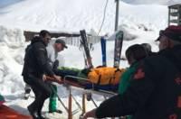 В грузинском Гудаури при аварии на подъемнике пострадали 11 человек