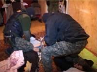 Саратовская полиция задержала подозреваемых в покушении на убийство силовиков