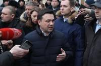 В отставку отправлен глава подмосковного Волоколамского района