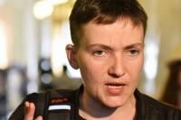 Сестра голодающей Савченко рассказала о резком ухудшении ее состояния