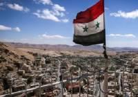 Главная автомагистраль Дамаска разблокирована впервые за семь лет