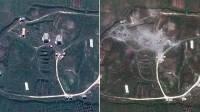 Опубликованы фото результатов ракетного удара по Сирии
