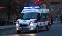 В Ереване трое россиян пострадали при взрыве в кафе