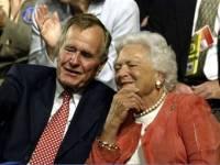 В техасском Хьюстоне простились с Барбарой Буш