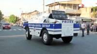 В центр Еревана, где продолжаются акции протеста, ввели спецтехнику