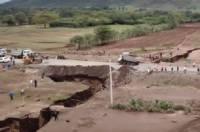 Видео: от Африки начал отделяться новый континент