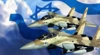 В момент удара по сирийской базе T-4 в воздухе находился военный самолет ВС Израиля