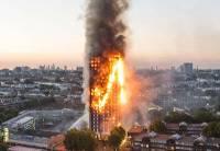 В Сан-Паулу рухнул загоревшийся 26-этажный дом