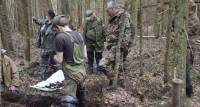 Под Псковом найдены останки почти 300 красноармейцев