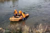 На Урале погиб 14-летний школьник, сорвавшийся с льдины на реке