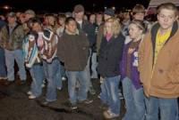 В США задержан 14-летний подросток, открывший стрельбу в школе